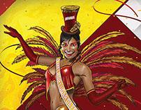 Miss Brahma Carnival