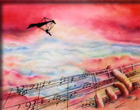 Music Gives You Wings ♥ Painting Collection