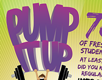 Pump It Up poster