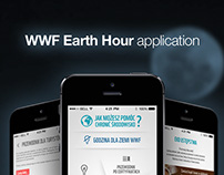 Earth Hour application