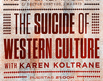Tomavistas Ciudad — The Suicide of Western Culture