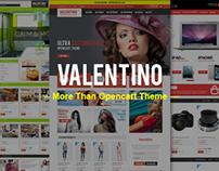 Valentino - Premium Opencart Theme