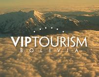 LOGO // VIP TOURISM BOLIVIA