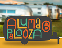 Alumapalooza 6 Event Branding