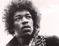 Jimi Hendrix's Official Site