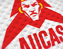 Sociedad Deportiva AUCAS branding