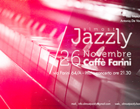 Almost Jazzly // Logo+Flyers