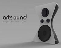 Re-design Artsound speaker