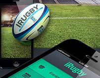 iRugby app