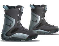 Nike 6.0 snowboard boot concept