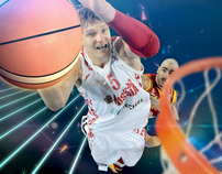 EUROBASKET MEN NOW 2011 OPENING SEQUENCE