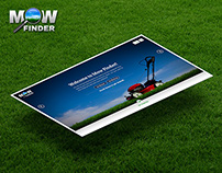 Mow Finder | Branding and Website