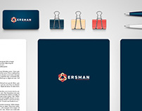 ERSMAN Brand Identity