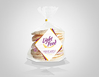 LIGHT FOOD Brand Identity