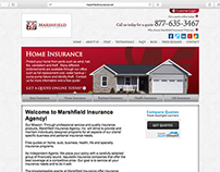 Website - Marshfield Insurance