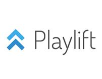 Playlift Branding & UX