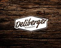 DELIBERGER Brand Identiity