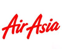 Airasia (print ads)