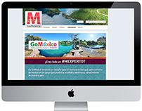 GoMexico, aplicación para facebook