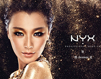 NYX 2011 Advertising Campaign