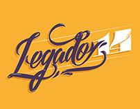 Logotipo Legado 2014 / Escuela de Diseño Gráfico USAC