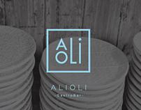 Alioli Brand Identity
