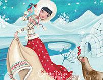 Christmas   Cartita Design ©2014