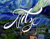 La noche estrellada de Vincent van Gogh en 3D