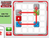 Laser Maze App & Media