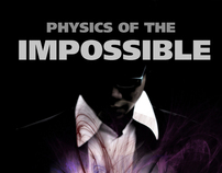 Physics of the Impossible (book cover)