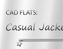 Fashion Flats - casual jackets collection