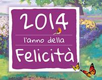 2014 Just calendar