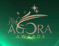 35th Agora Awards Moodsetter Video