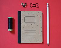 Sketchbook, Encuadernación Nº 3