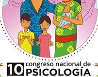 10 Congreso nacional de psicología