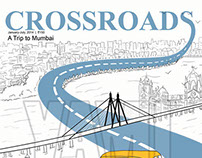 CrossRoads - Magazine design