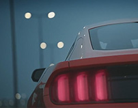 Ford Mustang - The Road Awaits