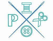 Precizo Sastreria Branding Mockup