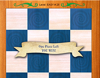 Solitaire Chess for iPad