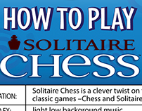 Solitaire Chess - iPhone & Android, video & storyboards