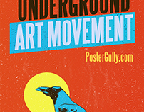 Underground Art Movement