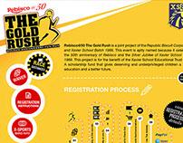 Rebisco @50: The Gold Rush - Multiply.com 2013