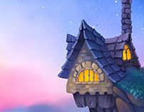 """""""Fairy's houses"""""""