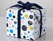 Gift Wrap Design