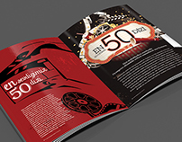 Favorite 50 Series Magazin