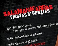 Cartel Fiesta Salamankarras
