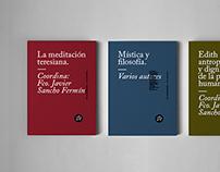 Línea editorial Universidad de la Mística