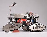 Antares Mars Rover