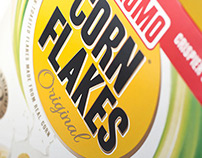 BOKOMO CORN & CHOCOLATE CORN FLAKES