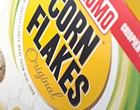 BOKOMO CORN & CHOCOLATE CORN FLAKES